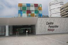 Centre Pompidou Malaga España