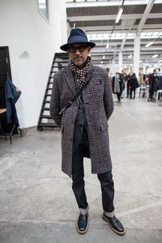 """Ahmed Mohideen - """"The best-dressed men at Jacket Required - GQ.co.uk"""""""
