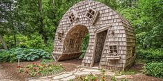 Twisted House | Indy's Artspark | The Weirdest Things You Can Do In Indy, Indianapolis on Do317