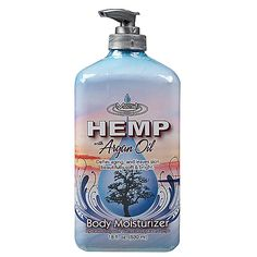 Hemp Body Moisturizing Lotion is an all-day body lotion that provides nourishment and dramatic rehydration.