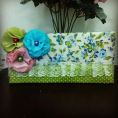 Wallet fabric, new..