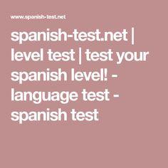 83 best homeschool images on pinterest homeschool homeschooling leveltest spanish according to the common european framework language test spanishtest fandeluxe Choice Image