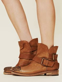 Vic Matie Skye Studded Boot at Free People Clothing Boutique