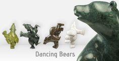 Dancing bears by Inuit☆