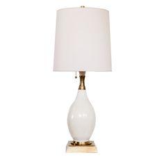 Tamaso Small Table Lamp by Thomas O'Brien for Visual Comfort & Co