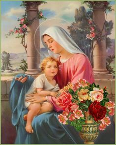 """With Mary, life. Without? Death. When we look at the vain choices earlier Protestant nations made, """"We're going down!"""" seems the most rational reply."""