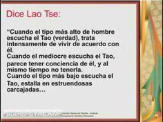 Caminos del viento: Lao Tse.