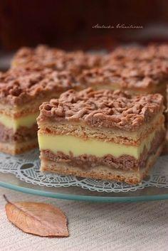 Gingerbread with Cook Expert - HQ Recipes Cake Recipes, Dessert Recipes, Kolaci I Torte, Different Cakes, Happy Foods, Polish Recipes, Russian Recipes, Homemade Cakes, Mini Cakes