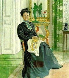 portratt av fru alma theorell
