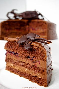 Sweet Recipes, Cake Recipes, Jacque Pepin, Vanilla Cake, Nutella, Good Food, Food And Drink, Birthday Cake, Cooking Recipes