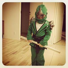 Grøn ninjago