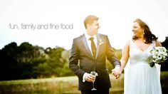 James + Fiona - fun, family and fine food