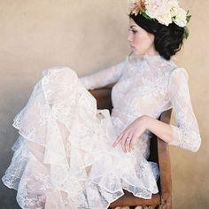 Tatyana Merenyuk Bridal #tznius #modest