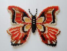 Бабочка фантазийная