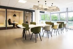 D&B The Facility Group Office by Ditt Officemakers, Amsterdam – Netherlands