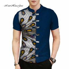 Latest African Men Fashion, African Wear Styles For Men, African Shirts For Men, Nigerian Men Fashion, African Dresses Men, African Attire For Men, African Clothing For Men, African Clothes, Latest African Fashion Dresses