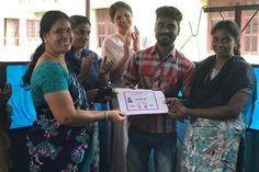 Building Blocks India  Program to encourage parents to get the children to class.  Rewards work!