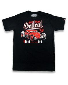 Hotrod Hellcat AIRCOOLED SQUAD Herren T-Shirts