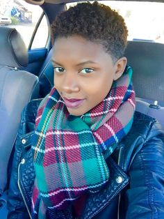 IG: authentically.b AuthenticallyB.com  Tapered natural hair, twa, big chop, natural hair, short natural hair styles, 4B 4C natural hair