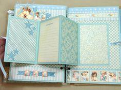 Annette's Creative Journey: Precious Memories Baby Album