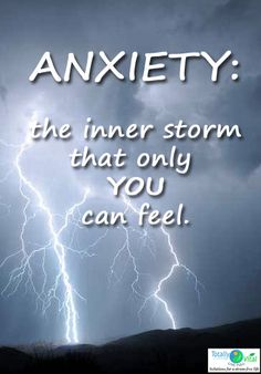 Anxiety - lightning in the brain! #anxiety #naturalanxietyremedy #totallyvital