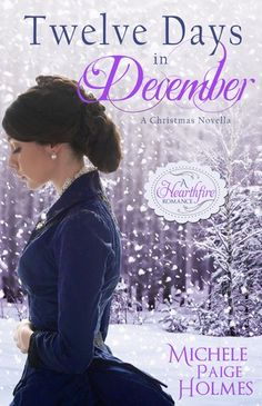 5★ Review: Twelve Days in December by Michelle Paige Holmes   Mom with a Reading Problem