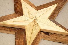 Ako zosvetliť staré drevo? Savo ho zmení na nepoznanie. » Prakticky.sk Gladioli, Crafty, Stars, Ideas, Sterne, Thoughts, Star