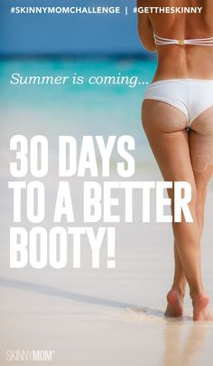 Start this 30-day squat challenge for a hot booty by next month!