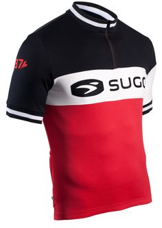 Sugoi Men s Evo Classic Bike Jersey features FinPro fabric d233e5a05