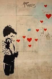 Image result for banksy lovesick