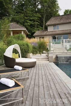 Photo Gallery: Tropical-Inspired Outdoor Spaces | House & Home