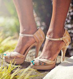 Summer Wedding: Women's Shoes