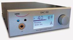 Weiss DAC-202