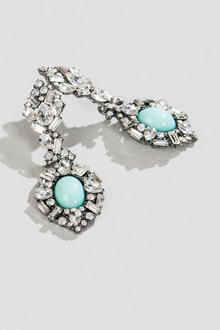 Wicklow Jeweled Earrings