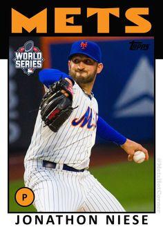 2015 World Series NY Mets Jonathon Niese | Mets Hot Corner