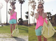 402 Best NEON images   Neon, Fashion, Style