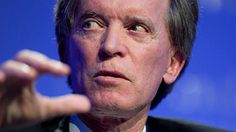Bill Gross, co-chief investment officer of Pacific Investment Management Co. (PIMCO), speaks during an alumni event hosted by UCLA Anderson ...