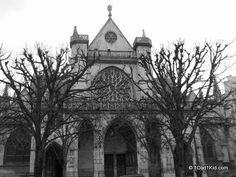 A church in Paris    http://1dad1kid.com