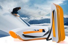 Sledge designs for a thrilling ride on the slopes