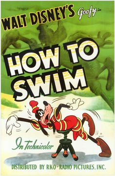 How to Swim – One of my favorites!!