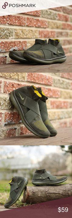 a61866b953cc Nike Free RN Motion Flyknit 2017 Running Shoe Brand New