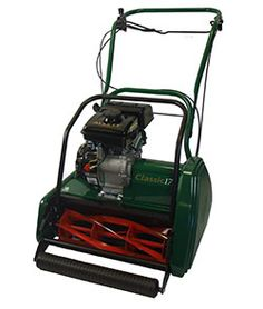 """Allett Classic Mower at Super-Sod 