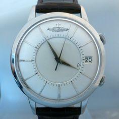 JLC memovox montre réveil alarm clock 1