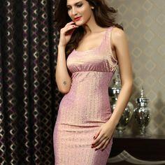 New Sexy Waist Strap Dress