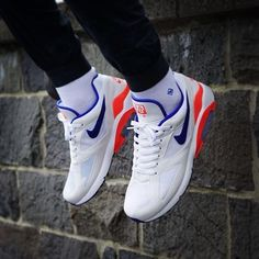 17f51b53043948 Great shot of our Sneaker Holic Socks perfectly matched to the Nike Air Max  180 OG