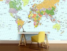 Paris map wall mural vinly wall mural vintage old by 4kdesignwall world map wall mural vinly wall mural wallpeper world map gumiabroncs Choice Image