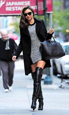Miranda Kerr   Street Style