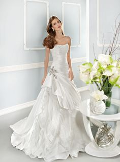 Cosmobella Collection Official Web Site - 2014 Collection - Style 7677