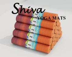 Your yoga mat needs to keep you steady in your poses. Shiva Yoga Exercise Mat has optimal thickness to help achieve desired positions and comfortably cushions spine, hips, knees and elbows on hard floors. Shiva Yoga, Mat Online, Mat Exercises, Yoga Tips, Yoga Benefits, Best Yoga, Yoga For Beginners, You Fitness, Yoga Meditation