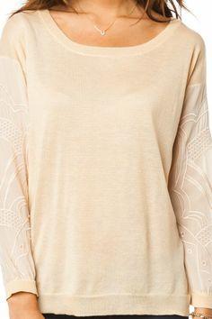 detailed sleeves <3